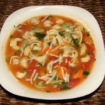 Easy Tortellini Soup 6 servings        Prep/Total Time: 30 min.